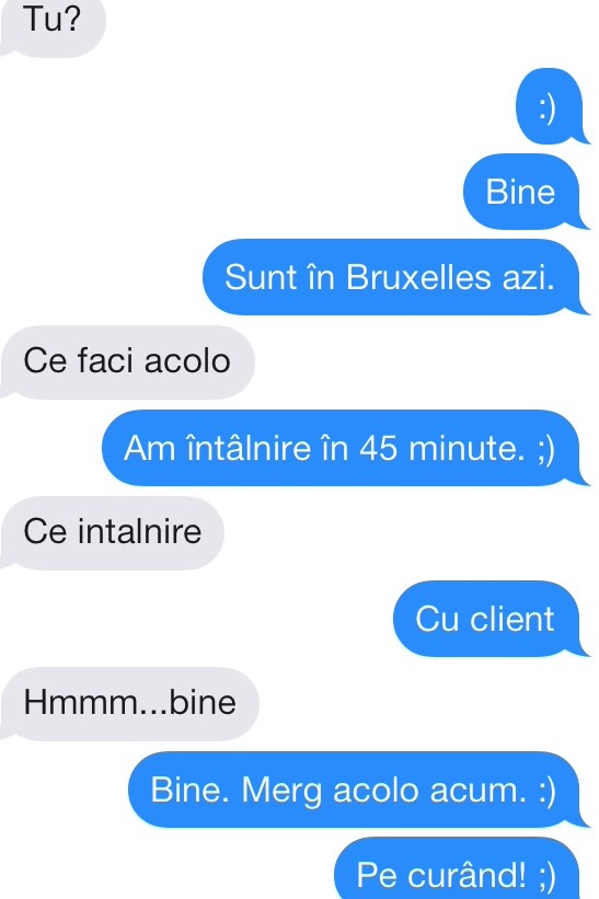 Romanian Tinder Chat