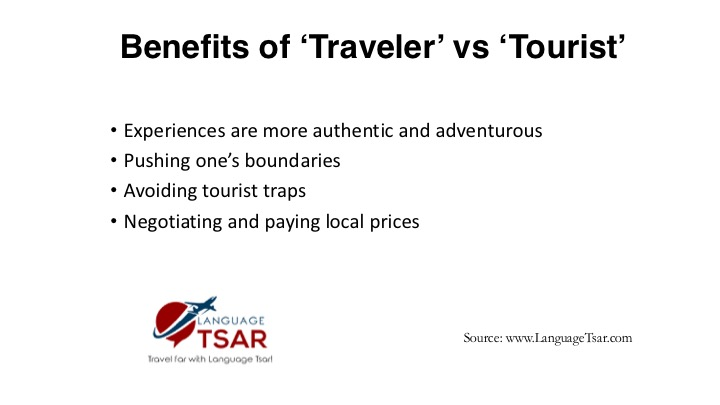 Traveler Benefits slide