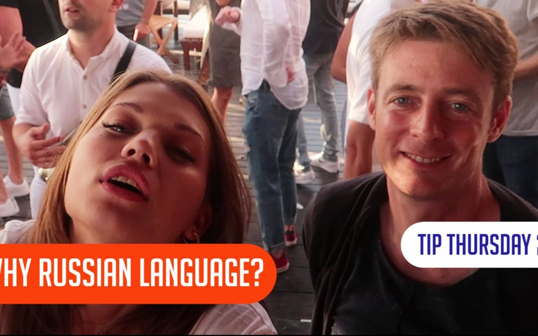 Why I speak Russian and how it will change your life!