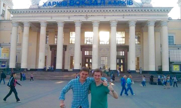Kharkiv: Ukraine's biggest college town