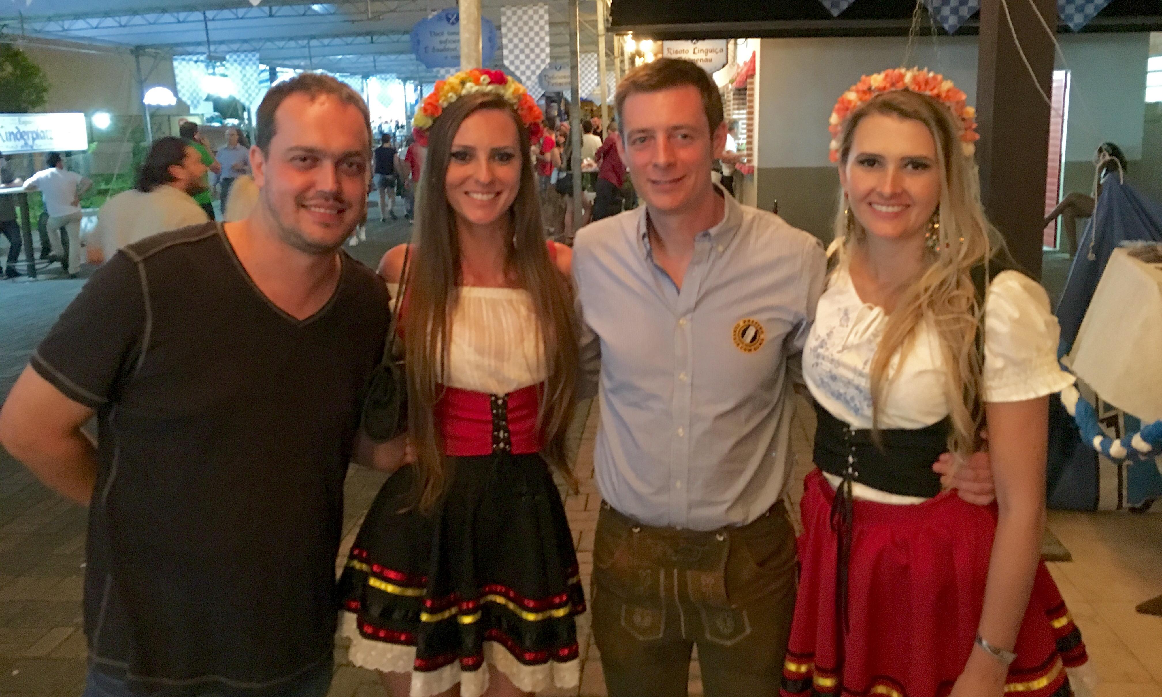 Viagem ao Brasil Alemão – Festa Pomerana 2016