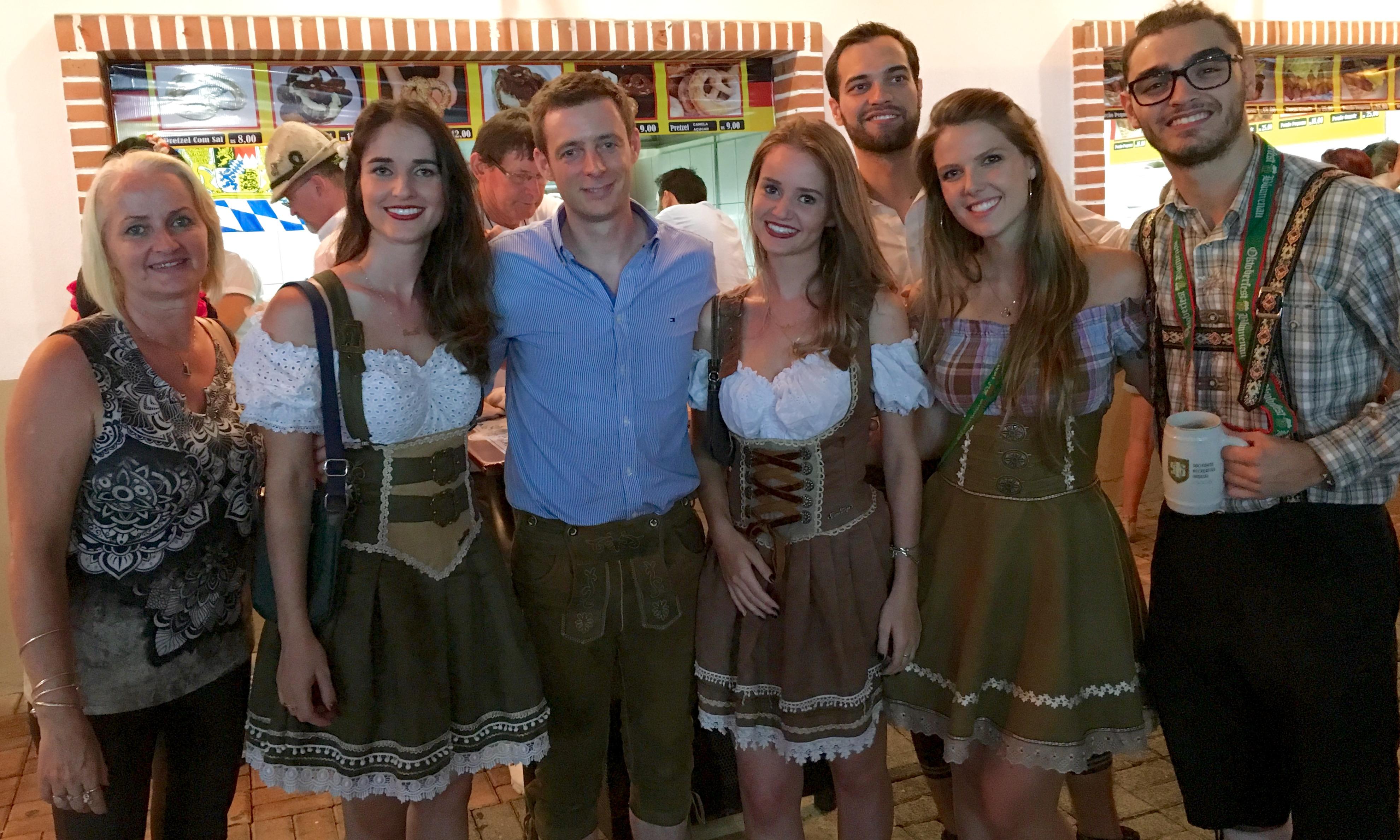 Reise nach Deutsch-Brasilien – Festa Pomerana 2016