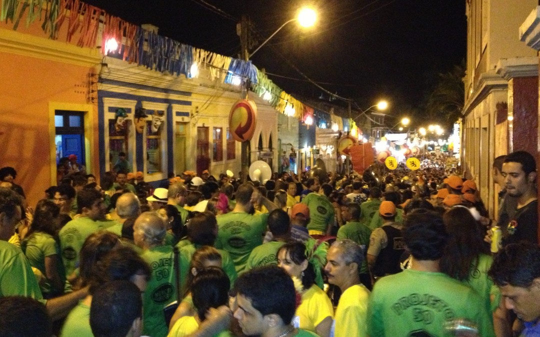 My Dream Brazilian Carnival – Salvador, Recife & Rio
