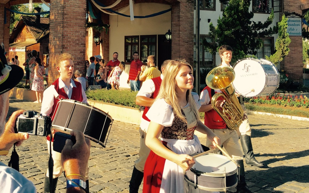 Trip to German Brazil – Festa Pomerana 2016