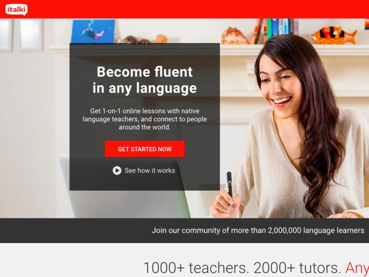 How to speak languages!   iTalki Review