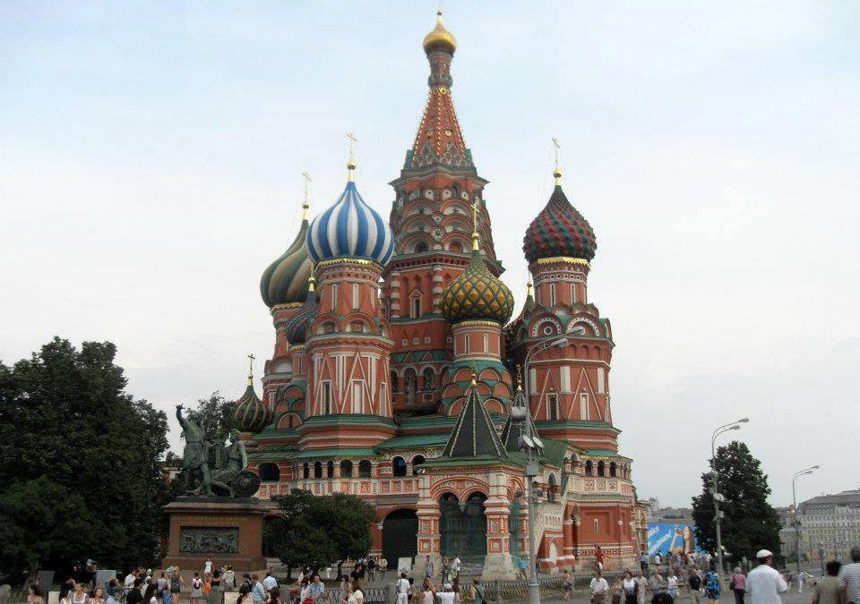 Guia básico de viagem Rússia: as cidades, a cultura e a língua
